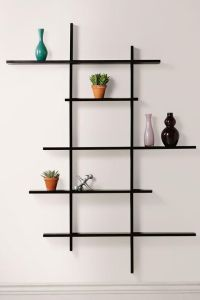 Tall Contemporary Display Shelf - Display Shelves ...