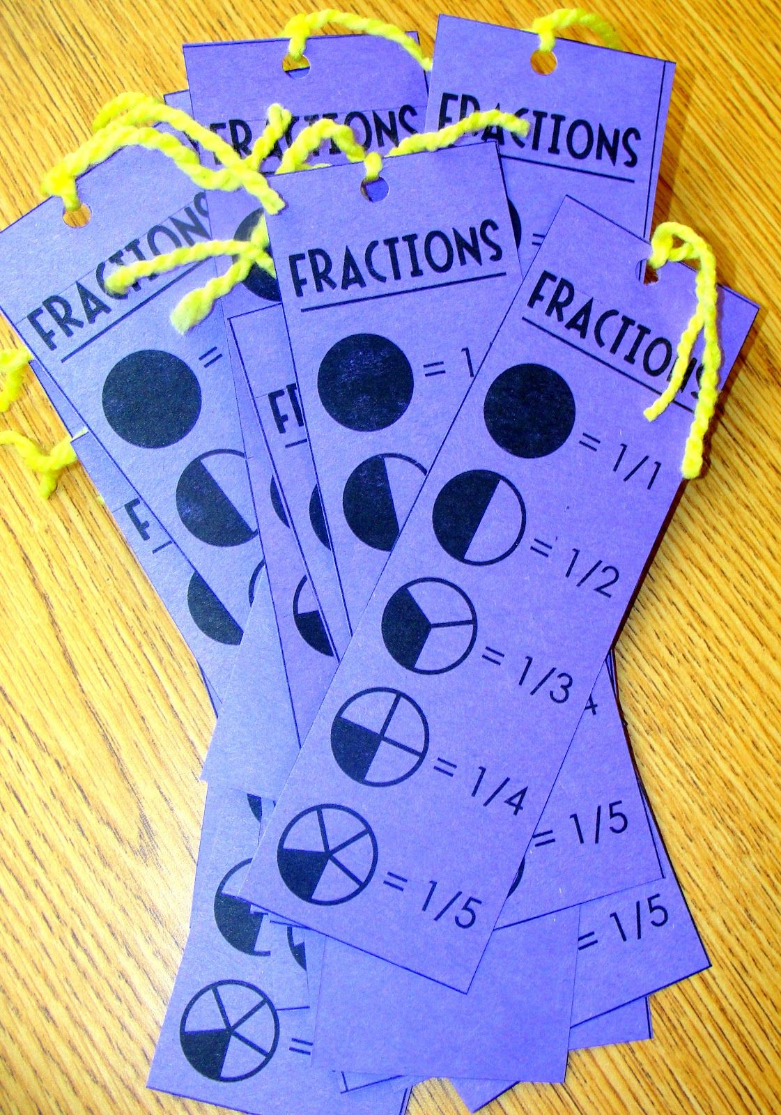Step Into 2nd Grade With Mrs Lemons Fractions