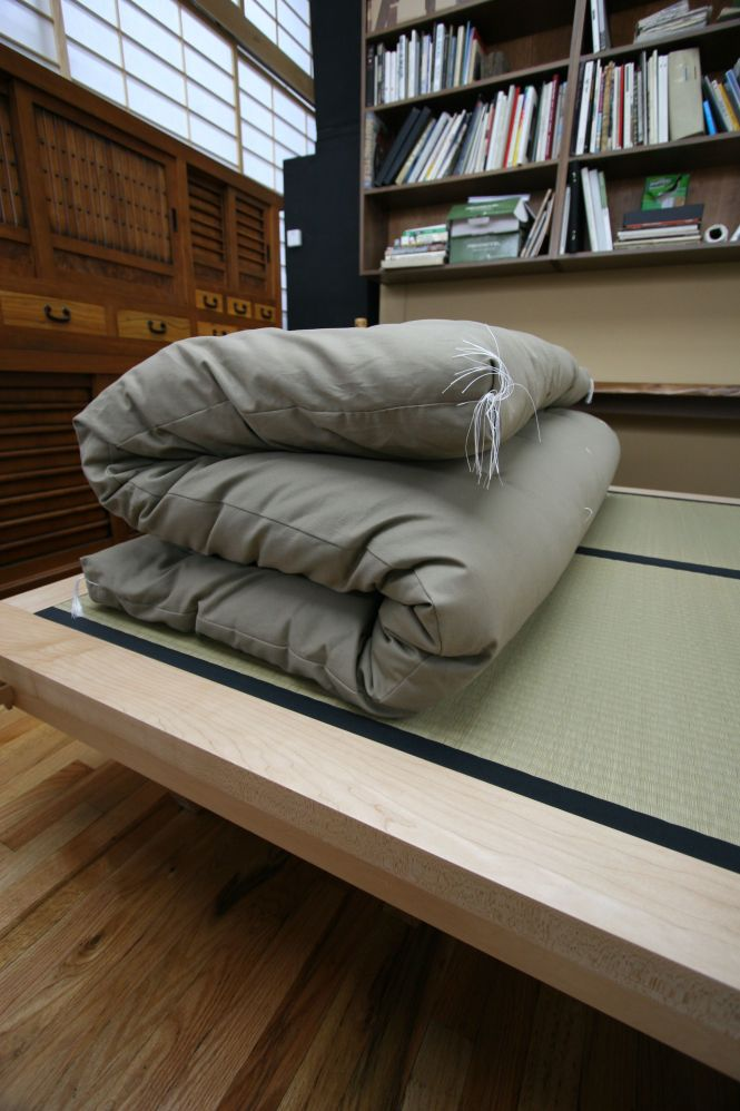 Anese Futon And Tatami An Alternative To Western Mattress Better For Your Back Too