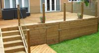 decking balcony - Google Search | Decks  | Pinterest ...
