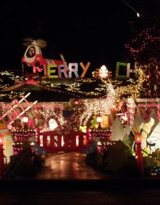 best christmas house also decorating homes for beautiful rh pinterest