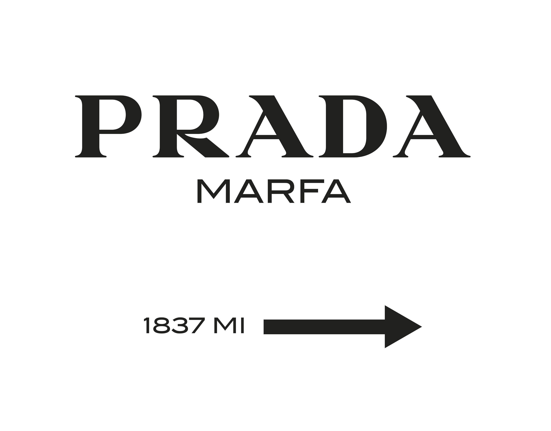 Paddle8 Untitled Gossip Girl Prada Marfa