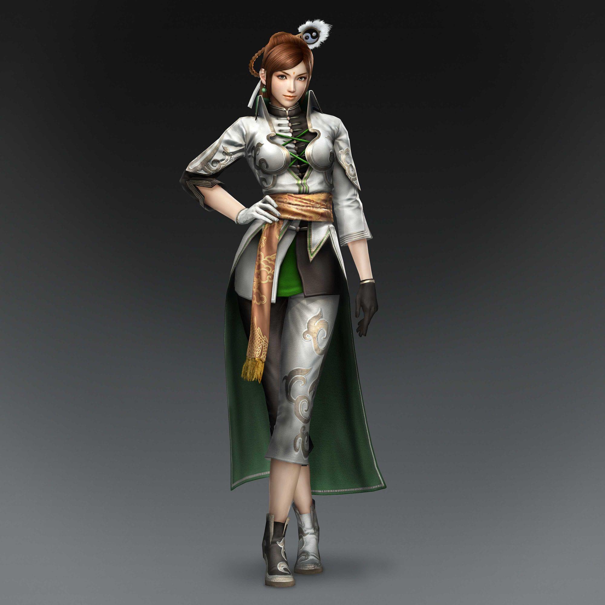Warriors Characters Dynasty Female