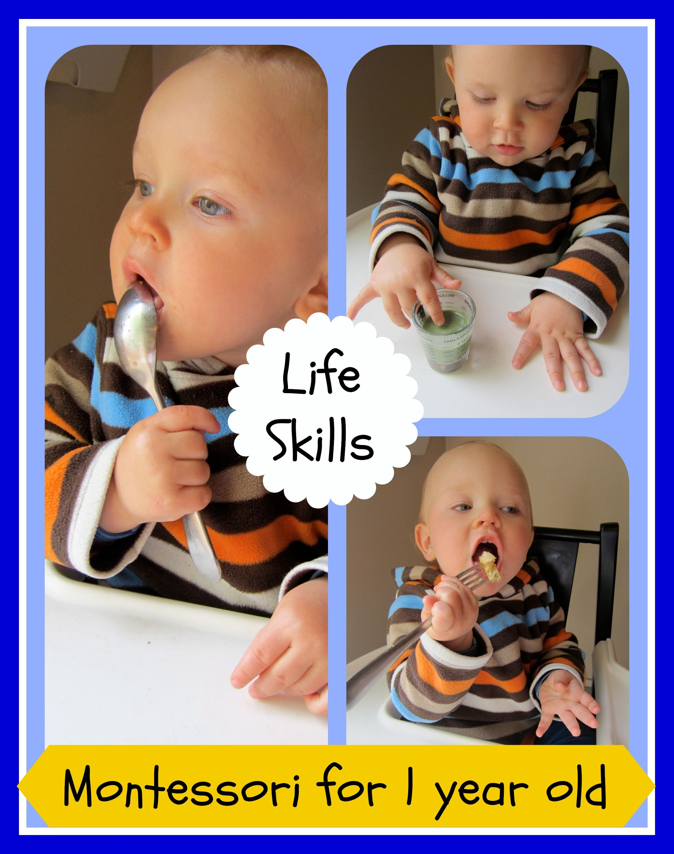 7 Montessori Inspired Activities For Toddlers
