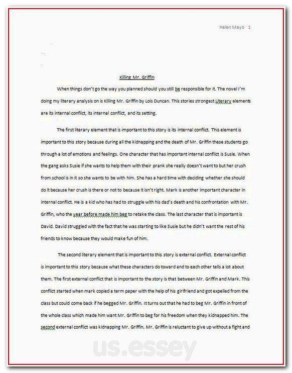Example Of Speech Essay Example Of Creative Writing Essay Self