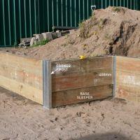Build A Retaining Wall | Retaining walls, Walls and ...