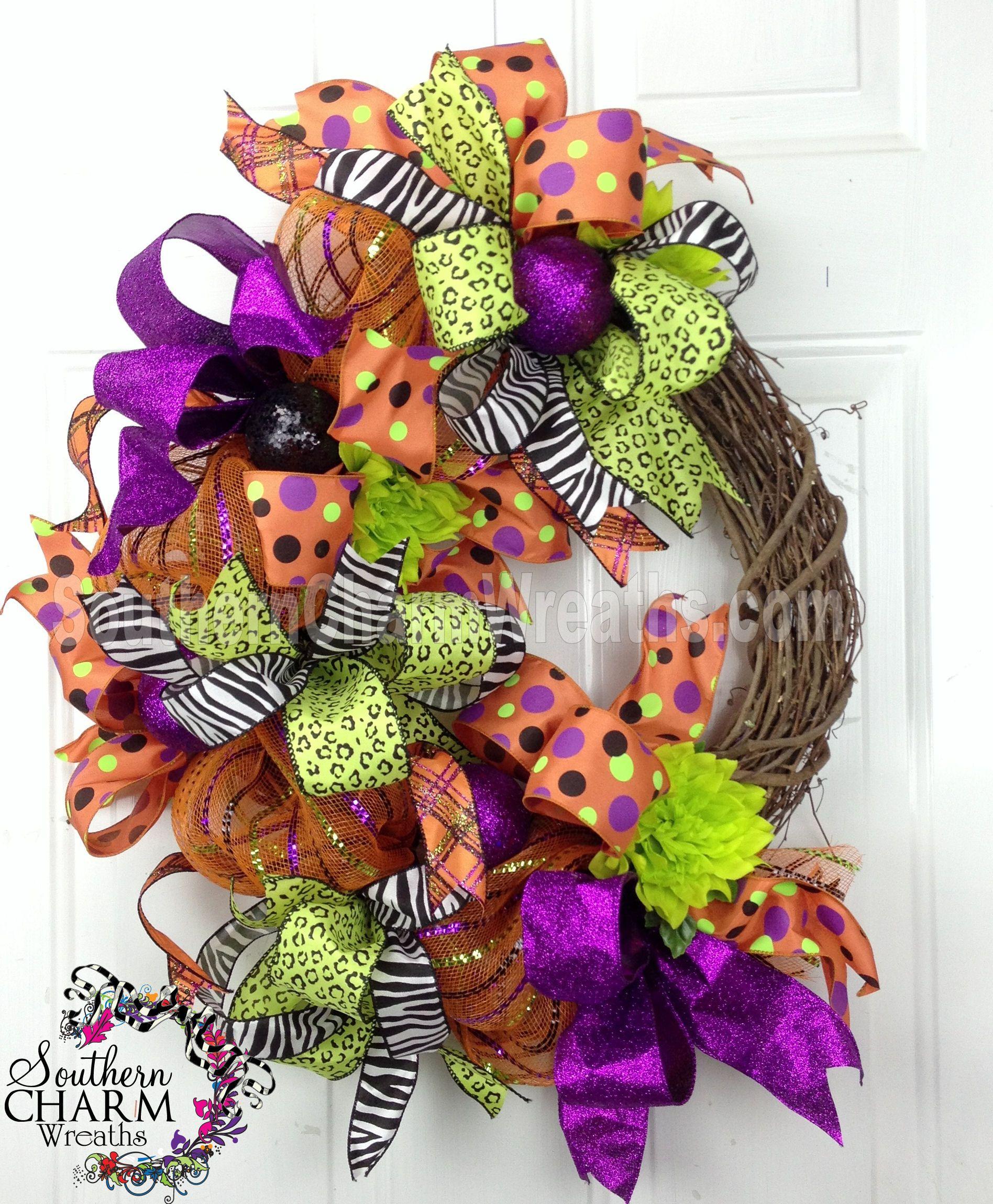 Deco Mesh Wreath Forms -