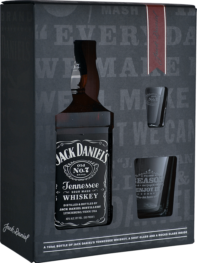Jack Set Daniel Whiskey