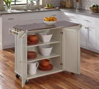 Small Kitchen Cart on Wheels Islands and Carts Cabinet ...