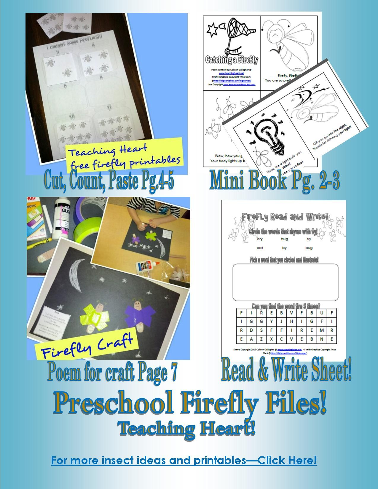 Firefly Free Printables