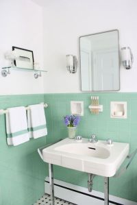 40 mint green bathroom tile ideas and pictures | JS GV ...
