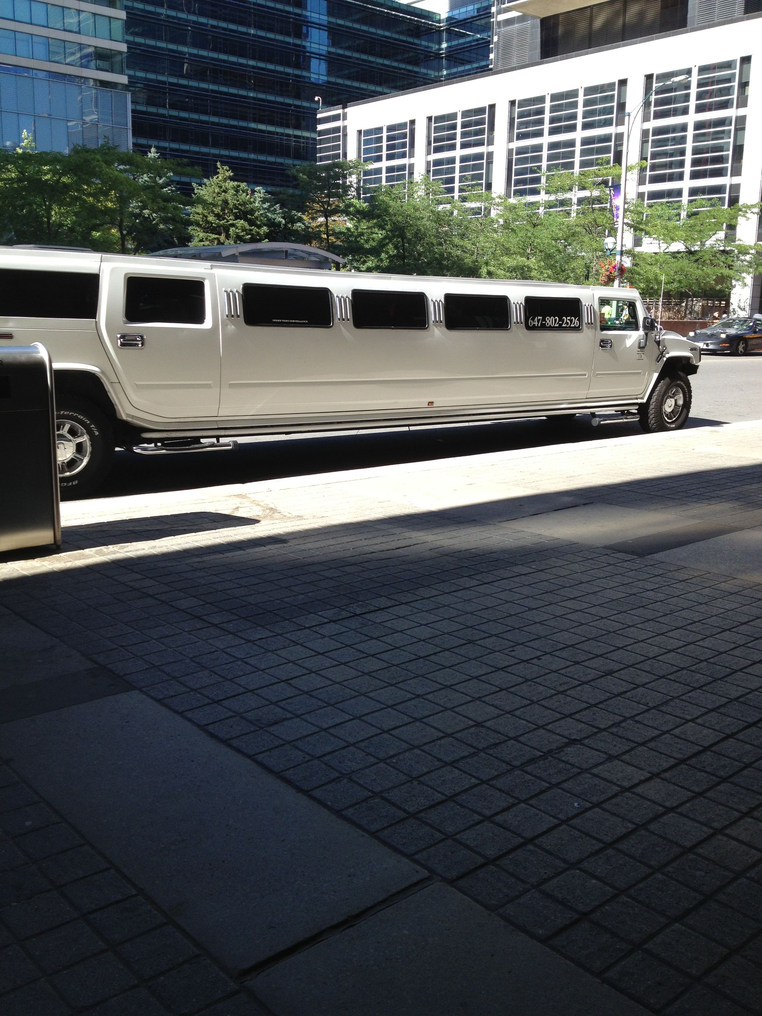 A stretched Hummer limo Limos Pinterest