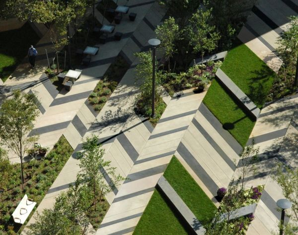 plaza design ideas
