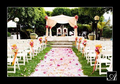 Outdoor Wedding Altar Ideas Decorations For Outdoor Wedding
