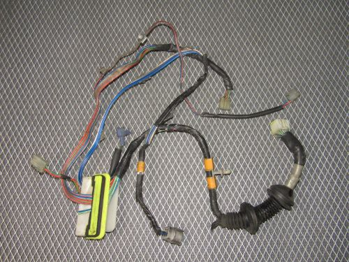 small resolution of 87 91 toyota crown royal saloon oem door wiring harness front right
