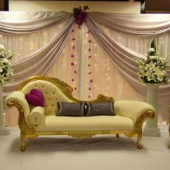 Wedding Stage Chairs Shabby Chic Chair Indian Sofa For Hire Brokeasshome