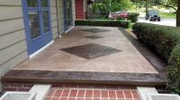 Stamped Concrete Porch Resurfacing Fort Wayne IN | Indiana ...