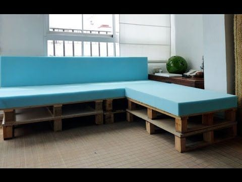 DIY Wood Pallet Couch Pallets Pinterest Pallet Couch Search