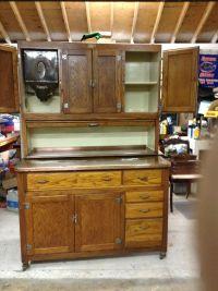 """48"""" Hoosier Style Kitchen Cabinet, """"Ariel Handy Helper ..."""