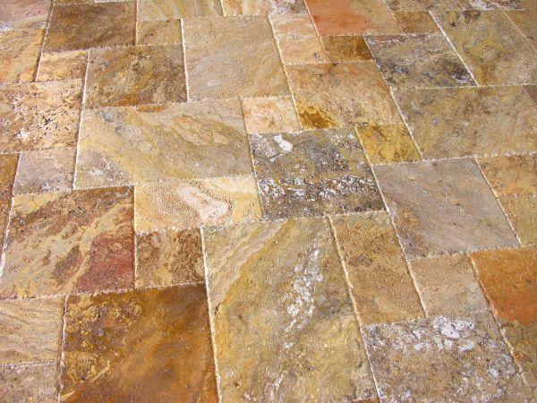 Travertine Bathroom Floor Tile Designs Patterns Vtwctr