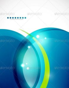 Detailed blue wavy vector abstract background also backgrounds rh pinterest