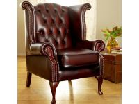 leather wingback chairs south africa - Adoption ...