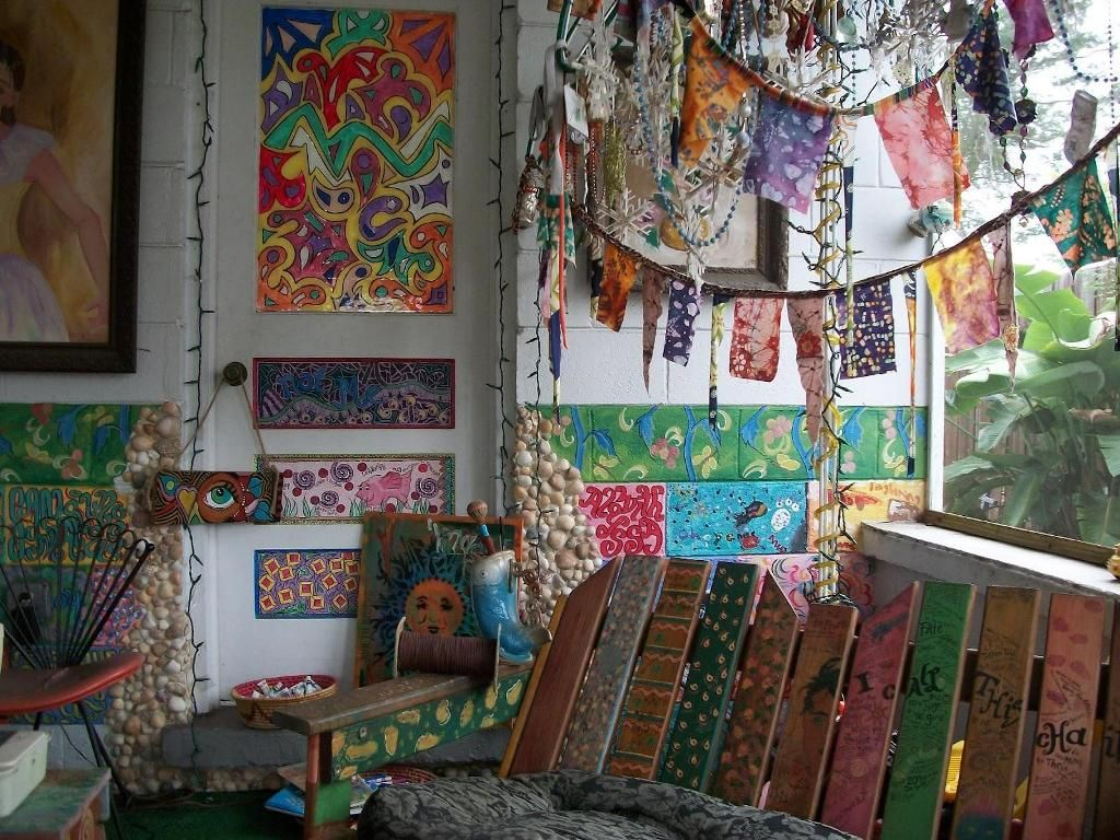 Bedroom Living Room Hippie Room Decor Ideas Bohemian Style With