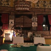 Murder at the Deadwood Saloon, Mystery dinner DIY, Western ...