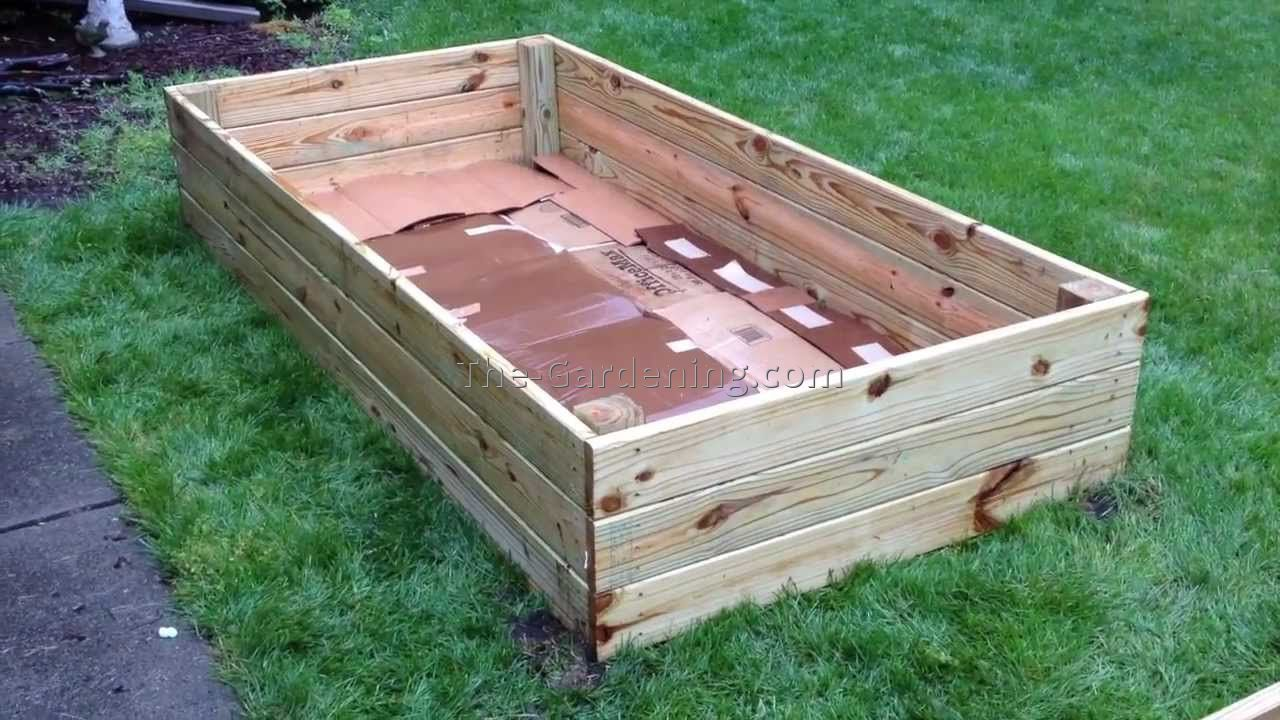 Inexpensive Raised Garden Bed Ideas Cadagu Com Raised Beds