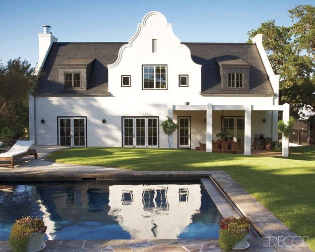 South African Homes And Gardens That I Find Beautiful