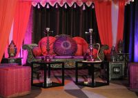 Moroccan Theme Party! Hookah Lounge Idea!