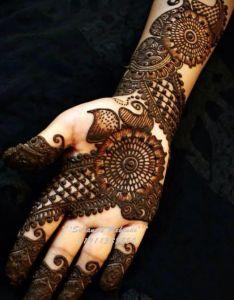 Beautiful wedding mehndi arabic designs for also pin by richa saha on pinterest mehendi and hennas rh