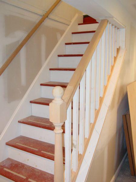 stair railing ideas cook bros design build remodeling contractor in arlington virginia