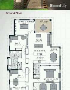 Single storey house design the  lorenzo sq     jam packed garage decorating pinterest and chang  also rh