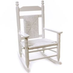 The Rocking Chair Store Cover Rentals Memphis Child Woven Seat Pure White Home