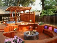 Small Deck Ideas With Hot Tub | Home Design Ideas ...