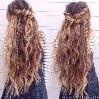Braided Bohemian Hairstyles | Fade Haircut