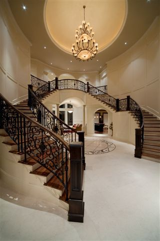 Grand Staircase on Pinterest  Luxury Staircase Spiral