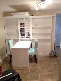 Manicure Table  | Home Nail Salon Ideas | Pinterest ...