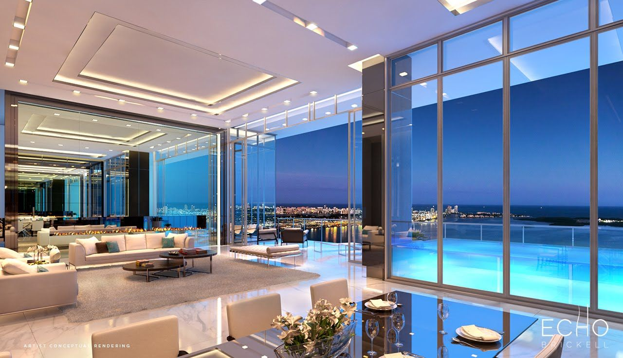 Luxury Rio Apartment With Expansive Views Of The Ocean