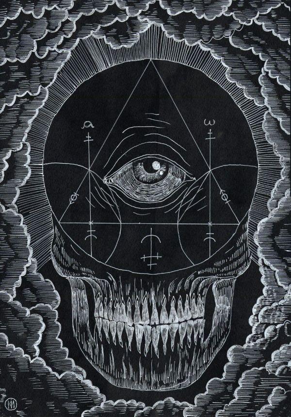 Source Sniffinghitler Skull & Skeleton