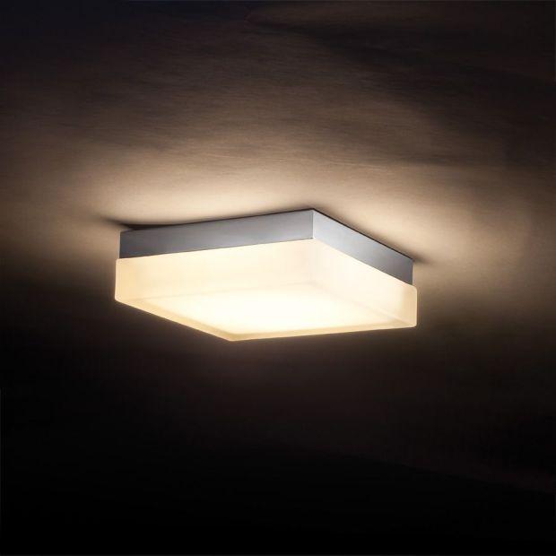 Square Flush Mount Ceiling Light Fixtures