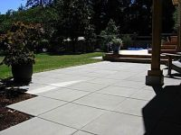Square Paver Patio
