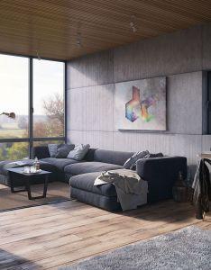 Http home designing industrial style also living room design rh uk pinterest