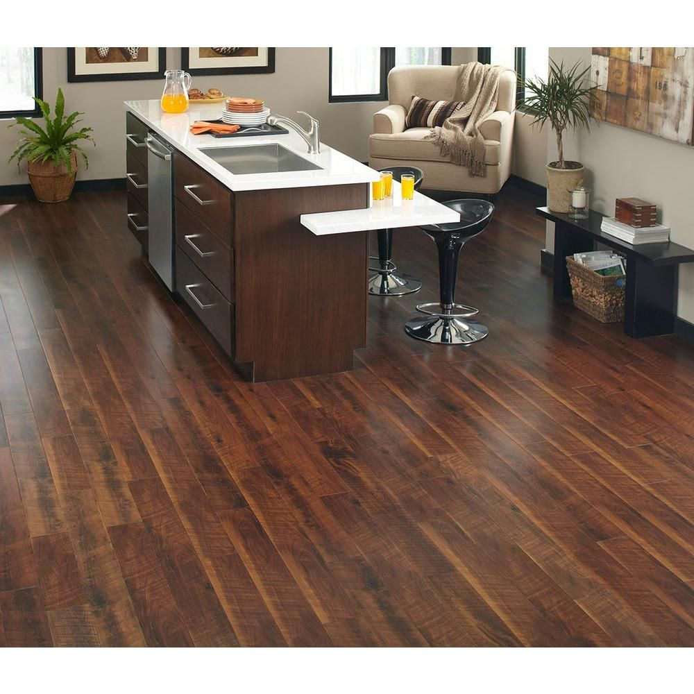 Home Decorators Collection Black Walnut 12 in x 512 in