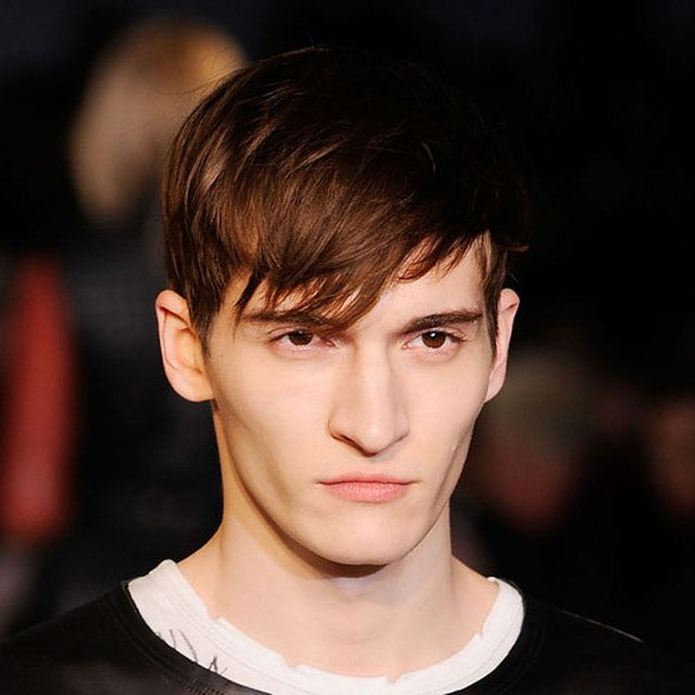 Pictures Of Men's Haircuts With Short Sides And A Long Top