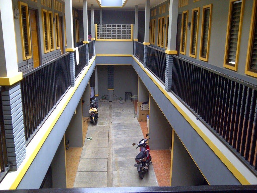 Desain Rumah Kontrakan 2 lantai  Rumah Minimalis  Pinterest  Interiors and House