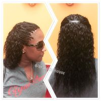 Micro Braids by The Braiding House | Natural Hair Style ...