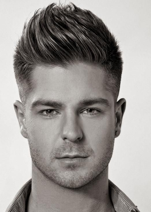 The Wavy Squre Quiff Hairstyle Ht1 Wavy Quiff Hairstyles For Men