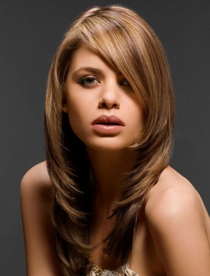 Best Layered Hairstyles Ideas Of The Year Hairstyles With Bangs